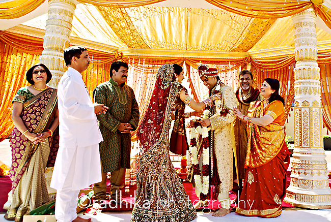 Comparison of wedding of india and