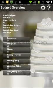 WeddingbudetApps.