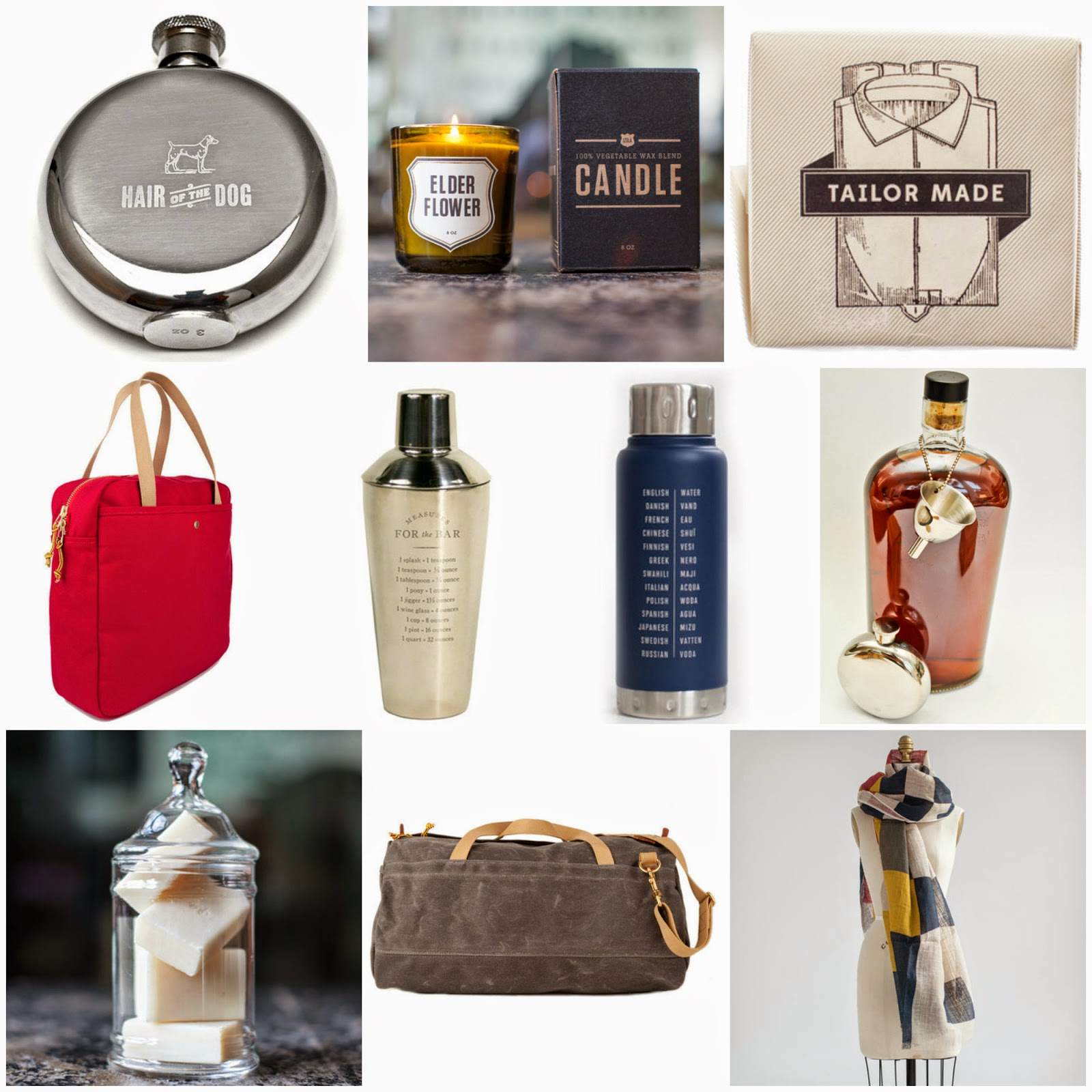 List of gifts for groom - Awesome wedding