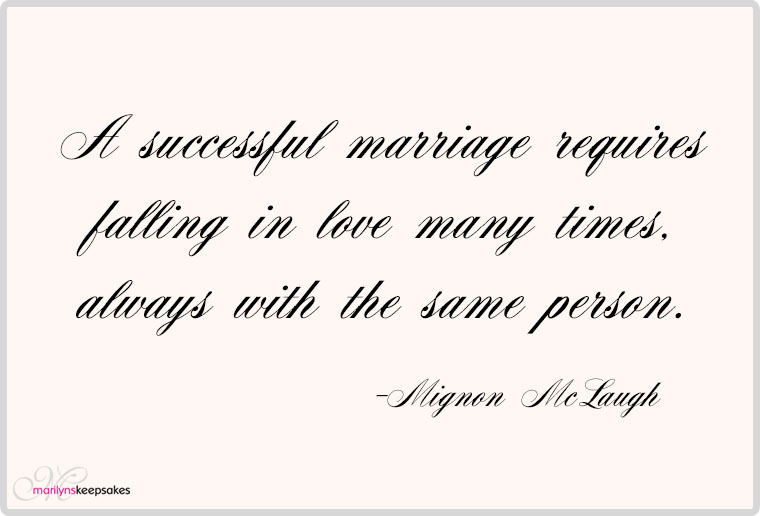 Marriage Love Quotes 7